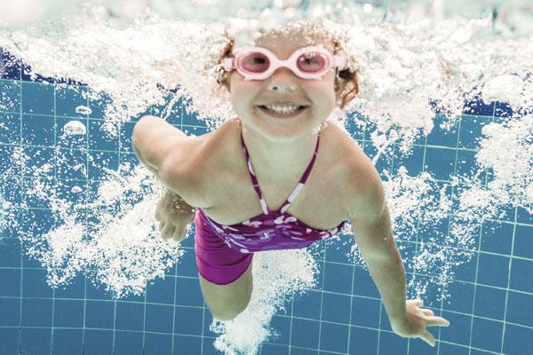 Service für Schwimmbäder
