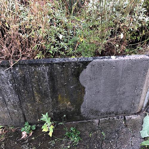 Hoechstdruckwasserstrahlen Mauerwerk